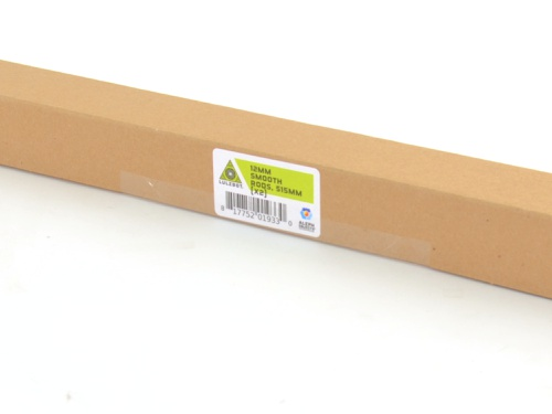 12mm Smooth Rods, 515mm (x2)