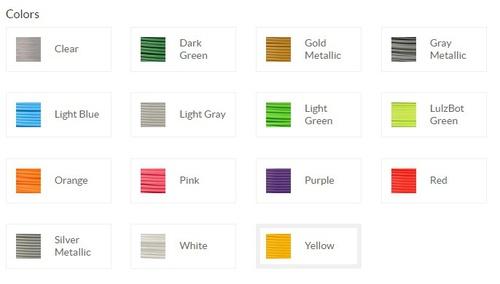 ColorFabb nGen Filament
