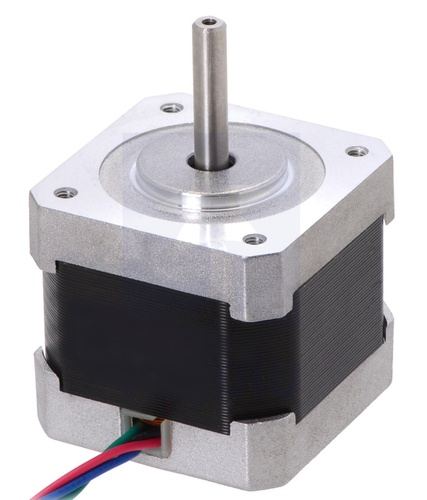 Half Height NEMA 17 Stepper Motor - Retail