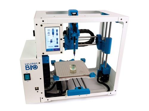 LulzBot Bio Printer, FRESH certified, NA