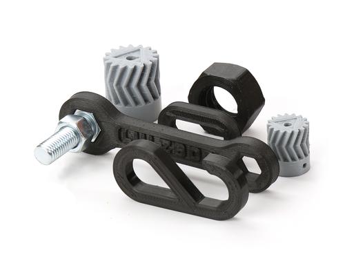 LulzBot HS Tool Head | Hardened Steel | 0.8 mm