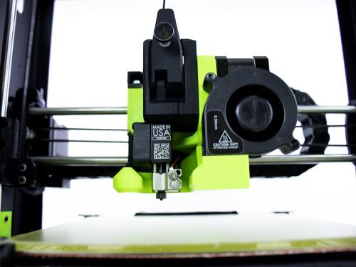 LulzBot M175 Tool Head | Single Extruder | 0.5 mm