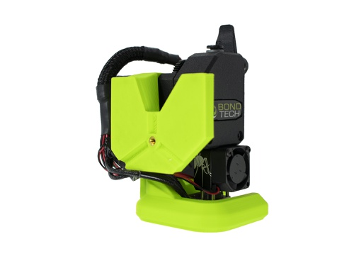 LulzBot M175 Tool Head | Single Extruder