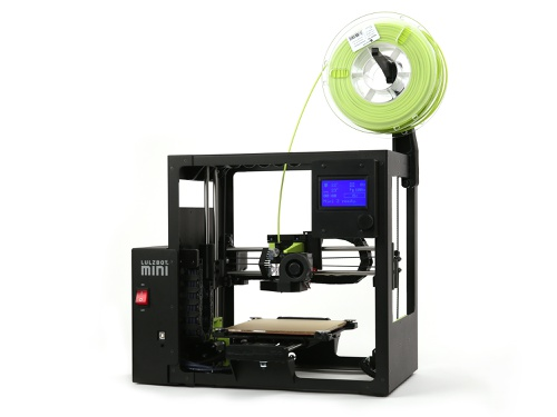 LulzBot Mini v2.0, Boxed for Retail, NA