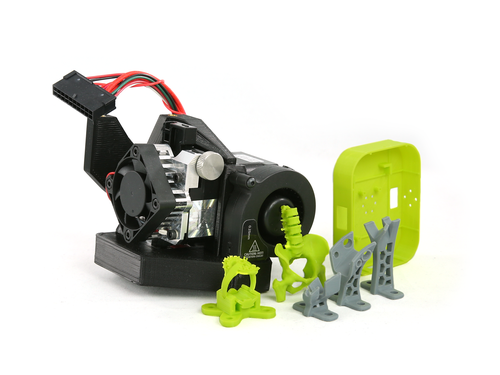 LulzBot SL Tool Head | Small Layer | 0.25 mm