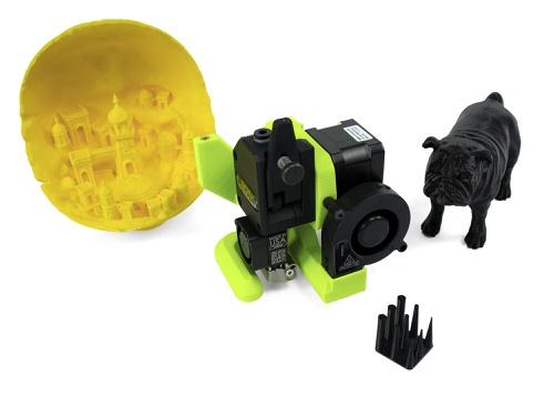 LulzBot TAZ 3D Printer, Pro S Boxed for Retail, NA