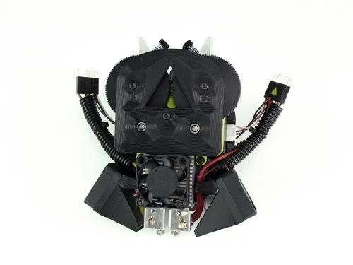 LulzBot TAZ Dual Extruder V3.1 Tool Head