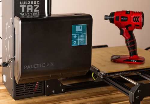 Palette 2S Pro, Canvas Hub, and Adapter Kit